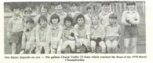 picture of Cloone U-12 Team 1978