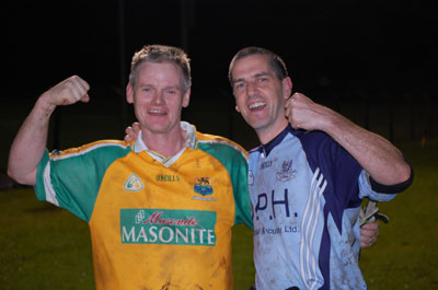 Masters Competition: Leitrim V Dublin